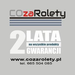 PHU COzaRolety - Rolety na Okna Zgierz