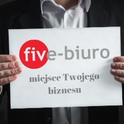 Five-biuro sp. z o.o. - Biuro do wynaj臋cia Pozna艅