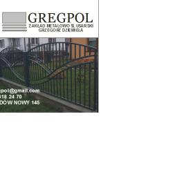 Z.M.S Firma Gregpol - Panele Ogrodzeniowe Drewniane Zaczernie