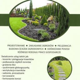 Ogrody z pasją Piotr Klimek - Nawadnianie Sadki
