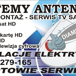 DIAMENT - SAT - Montaż anten Nowogard