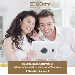 Agencja nieruchomości GOESTE - Agencje i biura obsługi nieruchomości Warszawa