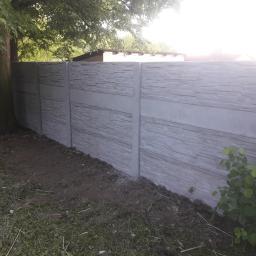 P.H.U JAROSLAW DRUSKIS GARDEN OGRODZENIA I BRUKI - Ogrodzenia betonowe Rogów