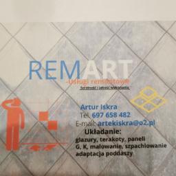RemArt - Układanie Glazury Chmielnik