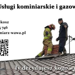 Paweł Sorokosz Usługi Kominiarskie i Gazowe - Agencje i biura obsługi nieruchomości Warszawa