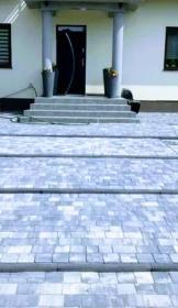 MAT-BRUK - Układanie kostki granitowej Opalenica