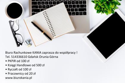 KANIA Anna Minkiewicz Biuro Rachunkowe - Prowadzenie Rachunkowości Gdańsk