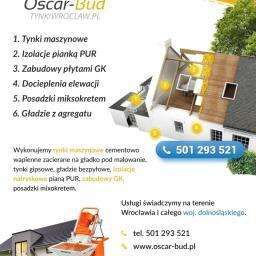Oscar-Bud - Ekipa budowlana Wrocław
