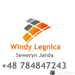 Windy Legnica Seweryn Janda - Windy i dźwigi Legnica