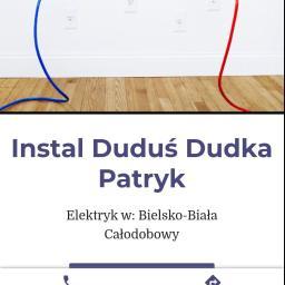 Instal-Duduś Instalację elektryczne - Domofony Bielsko-Biała