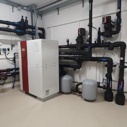 Usługi instalacyjno-hydrauliczne - Instalacje sanitarne Olsztyn