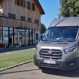 Premium-Tour Bartłomiej Rozpara - Firma transportowa Bukowice