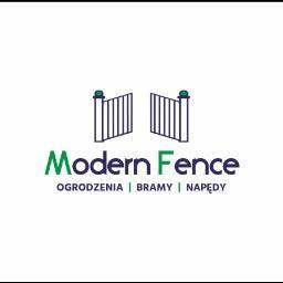 MODERN - FENCE - Siatka ogrodzeniowa Wybcz