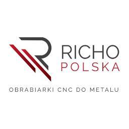 RICHO Polska Piotr Pawlicki - Obróbka Cnc Gdańsk