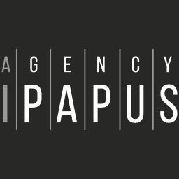 Agencja marketingu internetowego iPapus Agency - Projektowanie logo Kraków