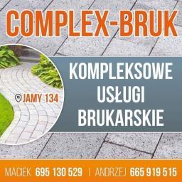 Complex-bruk - Usługi Budowlane Lubasz