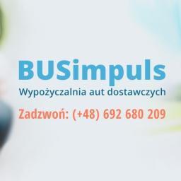 BUSimpuls - Wypożyczalnia Aut Dostawczych - Wypożyczalnia samochodów Radwanice