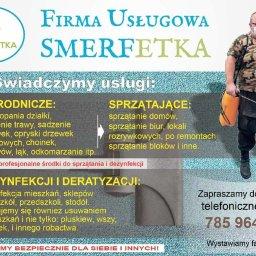 Fu smerfetka - Petsitter Tarnów
