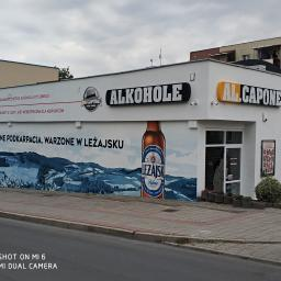Sklep Al.Capone Leżajsk - Tytoniowe Leżajsk