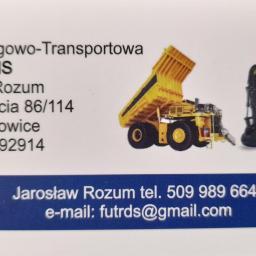 RDS Trans - Firma transportowa Katowice