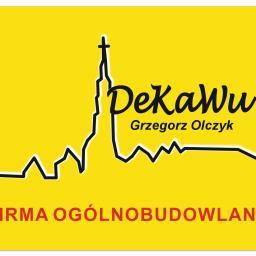 DeKaWu Grzegorz Olczyk - Ocieplanie budynków Łagów