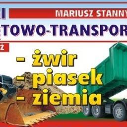 Usługi Sprzętowo-Transportowe Mariusz Stanny - Ziemia ogrodowa Aleksandrów Kujawski