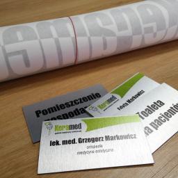 Oznakowanie wnętrz - tabliczki przydrzwiowe