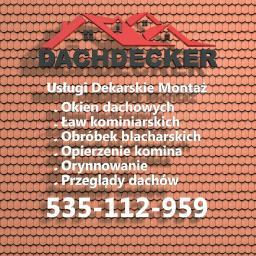 DachDecker - Mariusz Radecki - Mycie dachów Olsztyn
