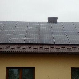 HARENDA MARCIN ZBROSZCZYK - Zaopatrzenie w energię elektryczną Tarnobrzeg