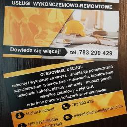 MKremonty - Ocieplanie Poddasza Oława