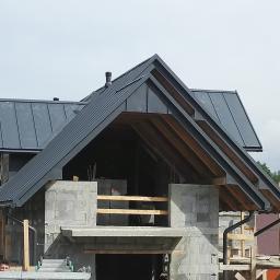 Wymiana dachu Jabłonka 2