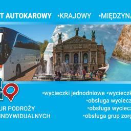 Transport Autokarowy Bieszczady Just GO - Przewóz osób Olszanica
