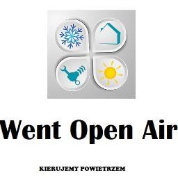 Went Open Air-Kierujemy Powietrzem - Montaż Klimatyzacji Pruszcz Gdański