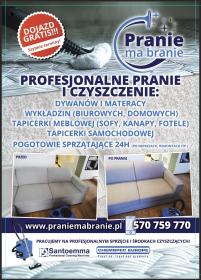 Pranie ma Branie - Mycie Elewacji Domów Ksawerów
