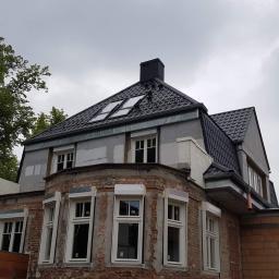 Nasza realizacja żaluzji fasadowych w Poznaniu