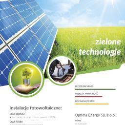 Optima sp. z o.o. - Solary Dachowe Zduńska Wola