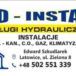 ED-INSTAL - Instalacje grzewcze Latowice