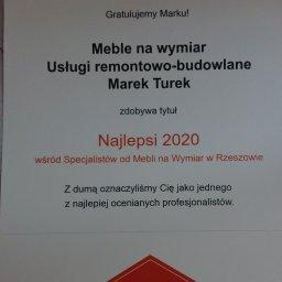 Meble na wymiar - Usługi remontowo-budowlane Marek Turek - Szafy Do Zabudowy Radomyśl nad Sanem