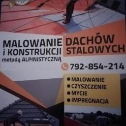 Promal-Dach - Firma Malująca Dachy Wysoka