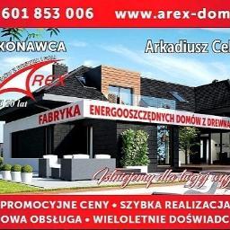 Z.P.R.B. AREX Arkadiusz Cebrat - Domy z bali Żywiec