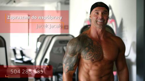 Jacek Jacak - Sporty drużynowe, treningi Warszawa