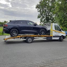 Pomoc Drogowa HOL-CAR - Pomoc drogowa Poznań