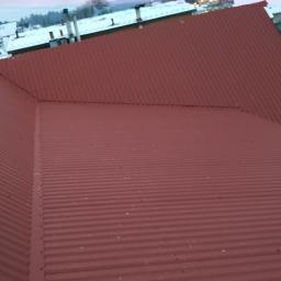 Wymiana dachu Nowy Targ 37