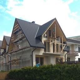 Wymiana dachu Nowy Targ 8