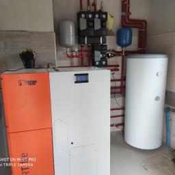 TUBERO - Instalacje sanitarne Przyborów