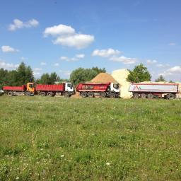 Usługi Transportowe, Wykopy, Rozbiórki, Handel - Gruz Kanie