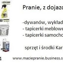 Macie Pranie - Myjnie Warszawa