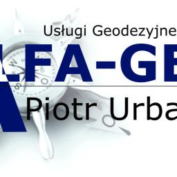 """Usługi Geodezyjne """"ALFA-GEO"""" Piotr Urbanek - Geodeta Żory"""