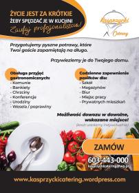 Kasprzycki Catering - Gastronomia Kobierzyce