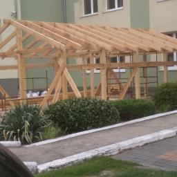 Usługi budowlane - Pokrycia dachowe Maszewo